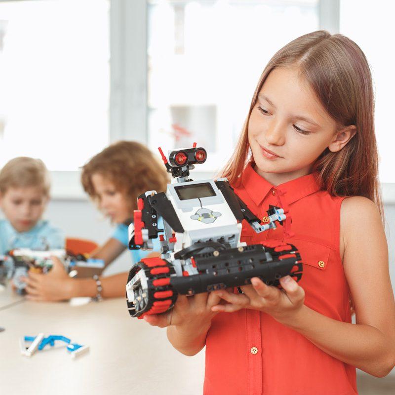 robotiki me lego